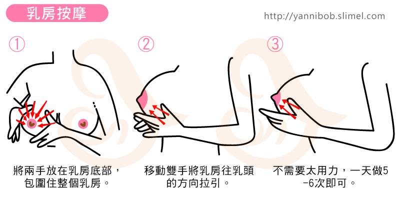 母乳如何產生製造~<wbr>了解你的乳房構造,及如何用手擠乳圖